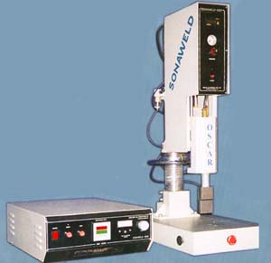 Sonaweld' Ultrasonic Plastic Welding Machine